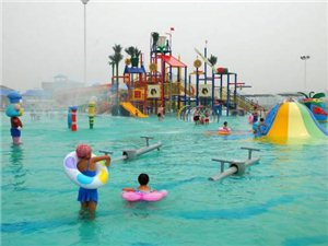 新安周边10大水世界最全攻略来袭!感受18℃的清凉!