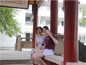 """【独家揭秘】乐平唯一录取清华的学子和她的""""妈妈老师""""――优秀并不简单"""