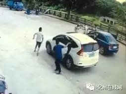 化州平定丽景隔离时尚门口,发生一起打架斗殴事件!