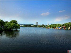 游览吉林北山公园与松花湖