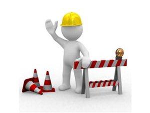 �n城市公安局交通警察大��n城市交通�\�局�P于108��道大中修工程期�g��行�R�r交通管制的通告