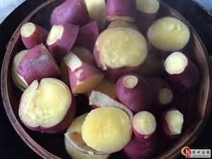 儋州海头地瓜多种吃法,简单的食材不简单的味道……