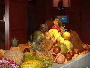 【圣庄园】圣庄园首届异域风情水果节震撼来袭!你准备好了吗?