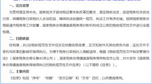 国家税务总局镇雄县税务局7月20号出台了三个公告: