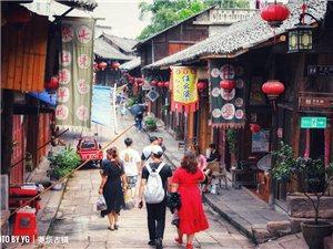 【带着相机去旅行】川黔走廊,国家历史文化古镇――尧坝古镇(组图)