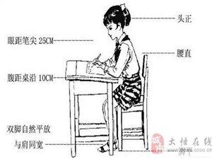 原来坐姿对孩子视力发育影响这么大,家长,老师要注意!