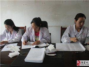 """""""两癌检查""""活动持续进行中,县妇计中心走进第七站――大阳镇"""