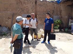 渭南市东雷抽黄管理局驻合阳坊镇北伏蒙社区第一书记民情日记