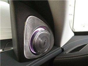 18款17款16款奔驰GLC改ACC自适应巡航盲点辅助LED大灯旋转