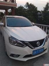 出售本人自用东风日产轩逸2016款9.9新轿车一辆