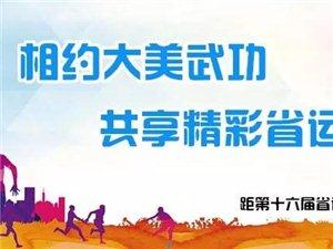 【武功头条】省十六运武术散打项目8月17-19日在武功体育中心举行