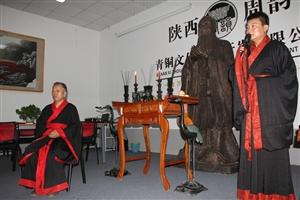 弘扬传统文化,传承工匠精神―王登飞收徒仪式隆重举行