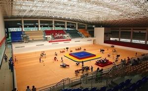 省十六运武术散打项目8月17-19日在武功体育中心举行