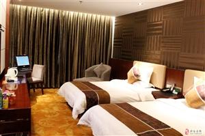 向宏国际酒店五周年店庆