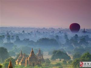 缅甸小勐拉金色的美图让我迷失在这片佛国土地上