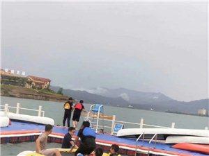 大型水上主题团建项目之皮划艇