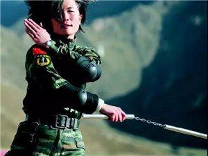 临泉90后特战女兵,获全国表彰!