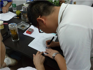 广安区城管执法局 加强执法检查积极做好防汛准备工作