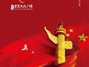 【绿洲·望嵩文化广场】8月1日建军节!