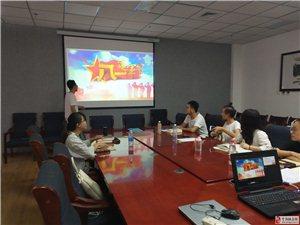 河西学院文学院赴甘州区美术馆社会实践纪念八一活动