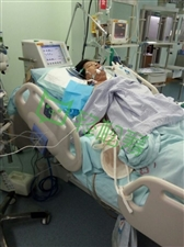 救救她!琼海市31岁女子患急性胰腺炎身体状危急