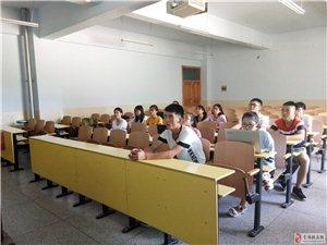 """河西学院临床医学院社会实践团队举办纪念""""八一""""建军节主题活动"""
