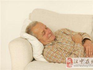 老人睡�X十大禁忌