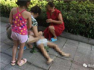 悲痛!新宁一女童意外从15层高楼坠亡!安全警钟再次敲醒世人!