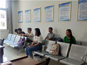 法学院赴张掖市甘州区锦舒律师事务所专业实践社会实践队员旁听庭审