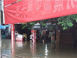 """一夜暴雨过后,澳门威尼斯人游戏官网已进入""""看海""""模式,多处被淹!"""