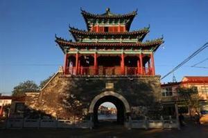 青城古镇――黄河第一古镇