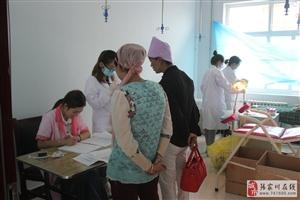 """""""两癌检查""""活动持续进行中,县妇计中心走进第八站四方卫生院"""
