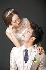 糖果色的婚纱礼服,美到心醉~
