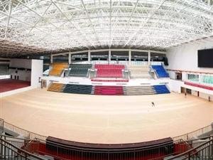 【武功头条】武功县体育中心将于2018年8月8日正式启用