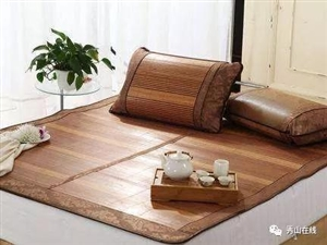 家家必备的凉席,会让夏天凉爽得多!但是你知道怎么挑选吗?