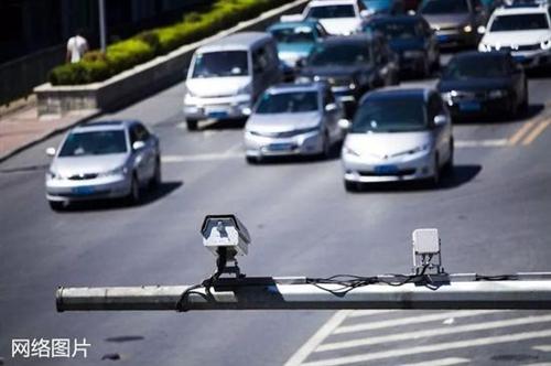郑州新增40处电子眼,24小时拍违章,看看都在哪?