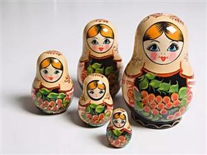 【凯德·玖号院】异域风情 缤纷童年——俄罗斯套娃DIY趣味来袭!