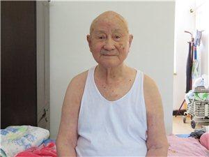 老荣军的生活让全县人民非常放心