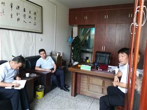 县委常委、统战部长张国栋检查全县创建全国科普示范县工作