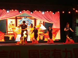 2018年春雨工程——陕西省文化志愿者宁夏行活动