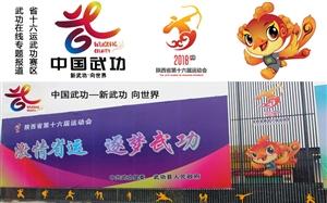 全民健身日武功县体育馆启用暨篮球邀请赛举行