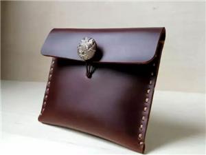 【圣庄园 ·中园】皮具小钱包DIY开始招募啦!