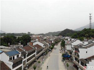 南郑青树古镇
