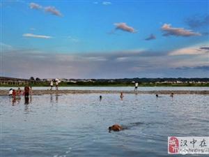 汉江河的美!