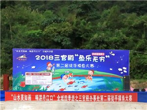 丹江口市三官殿办事处成功举办第二届徒手摸鱼大赛