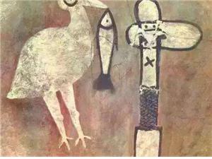 【启德华府】中国最早的绘画||产于古汝州的史前神秘绘画!