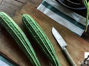丰都人经常吃的丝瓜,原来这么厉害!看完大吃一斤!
