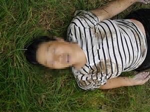 阜城县贺屯村清运干渠打捞出一中年女尸