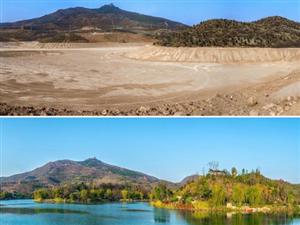 矿山废墟变身生态公园