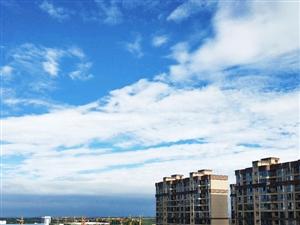 """【惊艳】澳门威尼斯人游戏网站天空""""超级蓝""""靓出新高度,颜值爆表!"""
